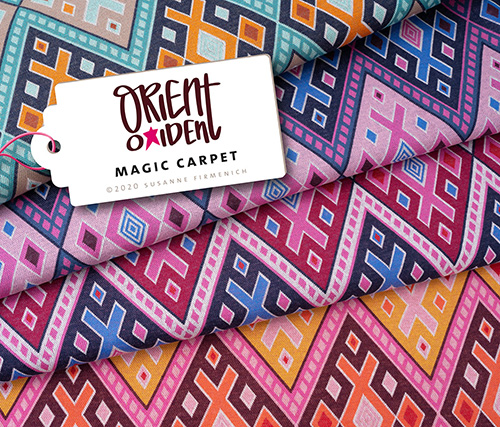 Orient Oxident - Magic Carpet