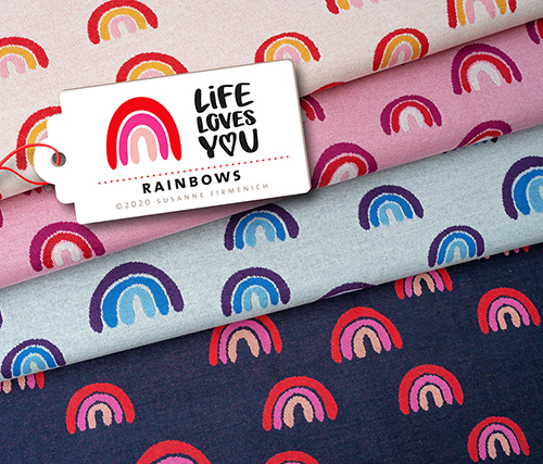 Life Loves You - RAINBOWS
