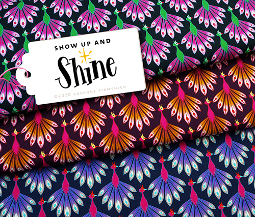 SHINE - Show up and Shine