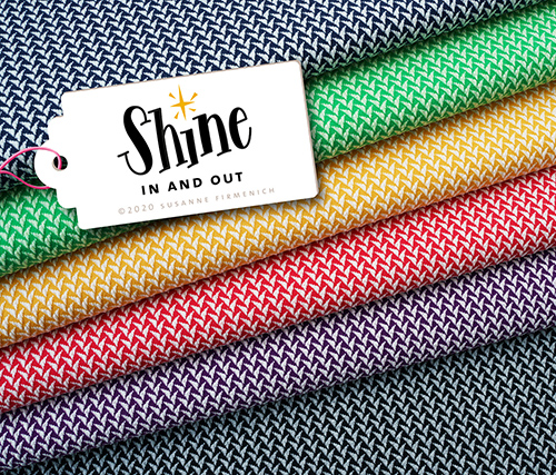 Shine - IN and Out Knit