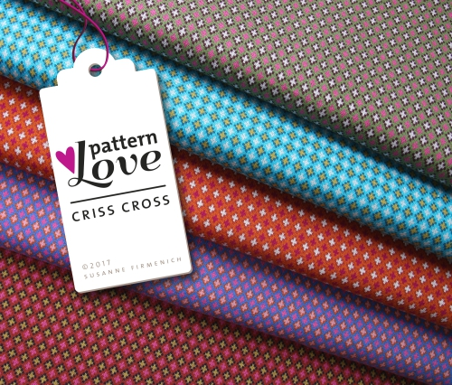 Pattern Love - Criss Cross