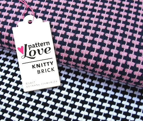 Pattern Love - Knitty Brick