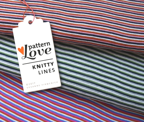 Pattern Love - Knitty Lines