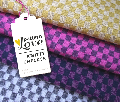Pattern Love - Knitty Checker