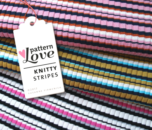 Pattern Love - Knitty Stripes