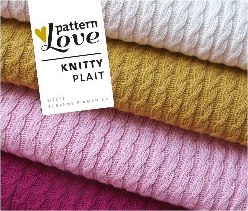 Pattern Love - Knitty Plait