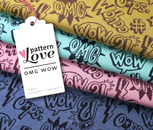 Pattern Love - OMG Wow