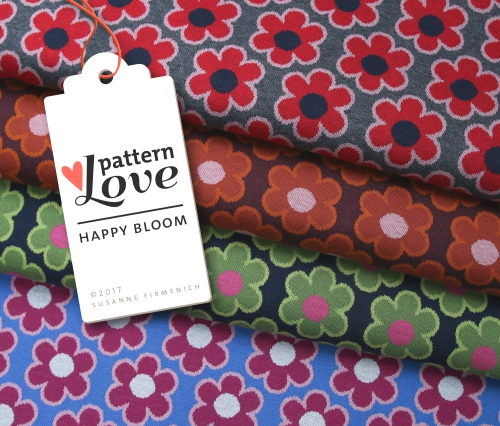 Pattern Love - Happy Bloom
