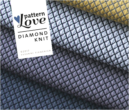 Pattern Love - Diamond Knit