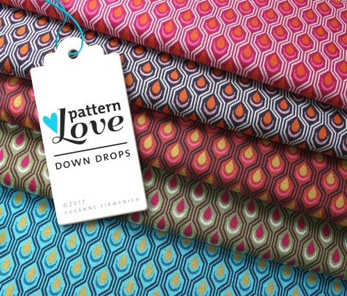 Pattern Love - Down Drops