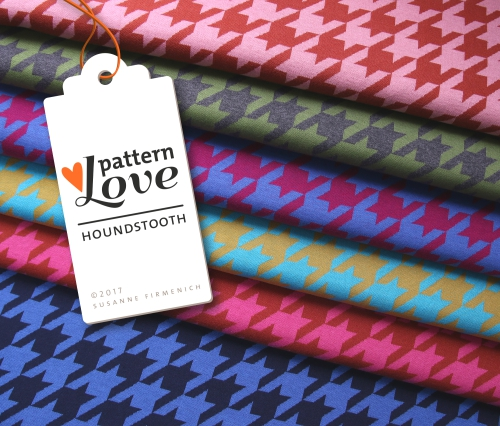 Pattern Love - Houndstooth Big