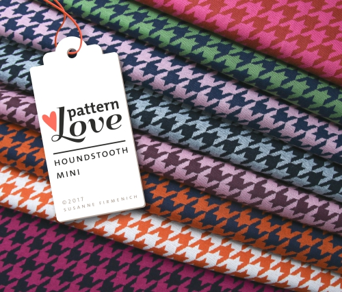 Pattern Love - Houndst. Mini