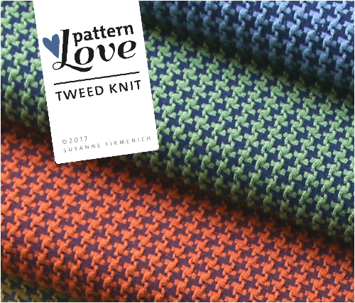 Pattern Love - Tweed Knit