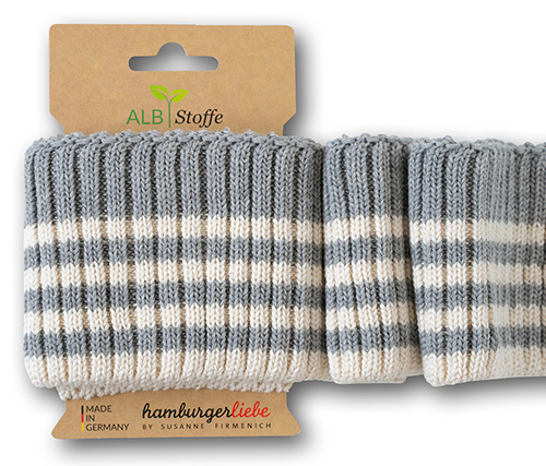 Cuff Me COZY STRIPES