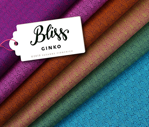 BLISS - GINKO KNIT