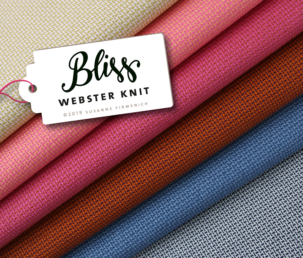 BLISS - WEBSTER KNIT