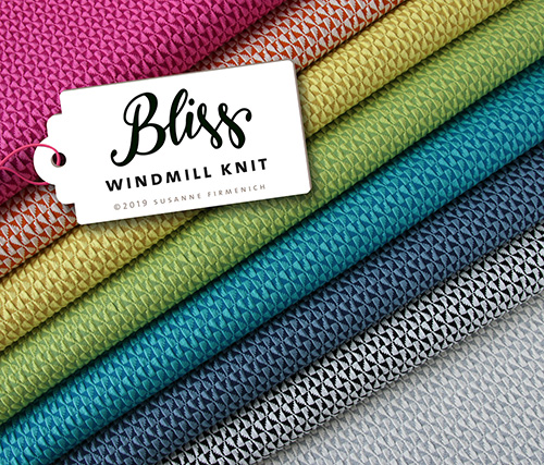 BLISS - WINDMILL KNIT
