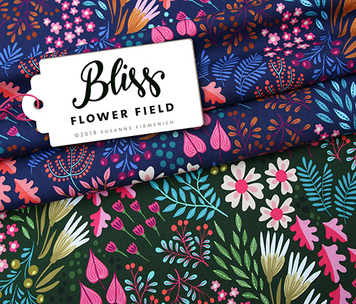 BLISS - FLOWER FIELDS