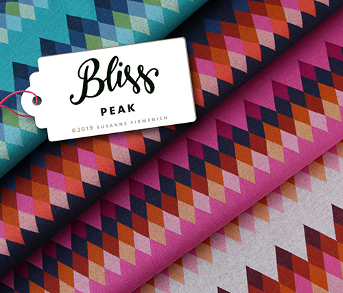 BLISS - PEAK Jacquard