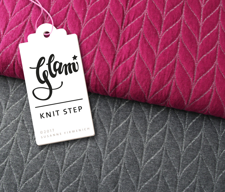 GLAM - Knit Step