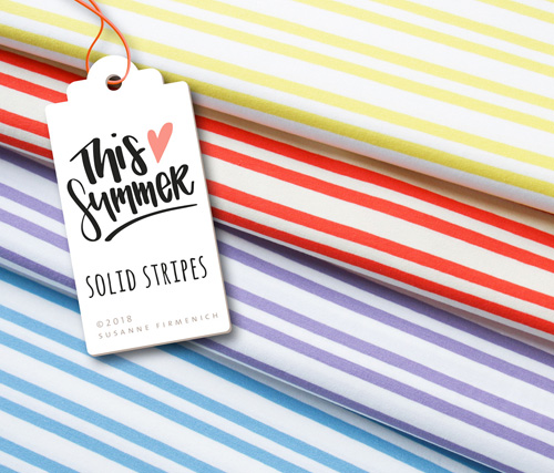 This Summer - Solid STRIPES