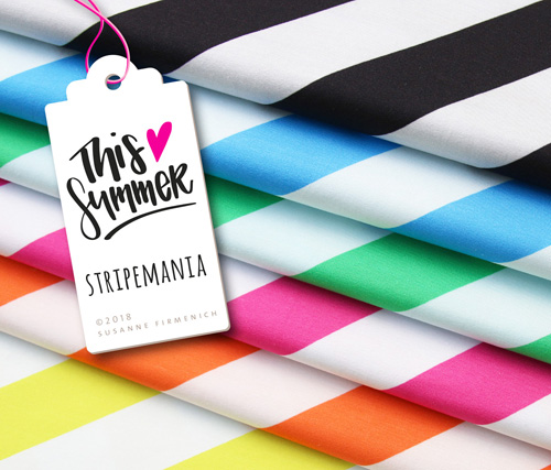 This Summer - Stripemania