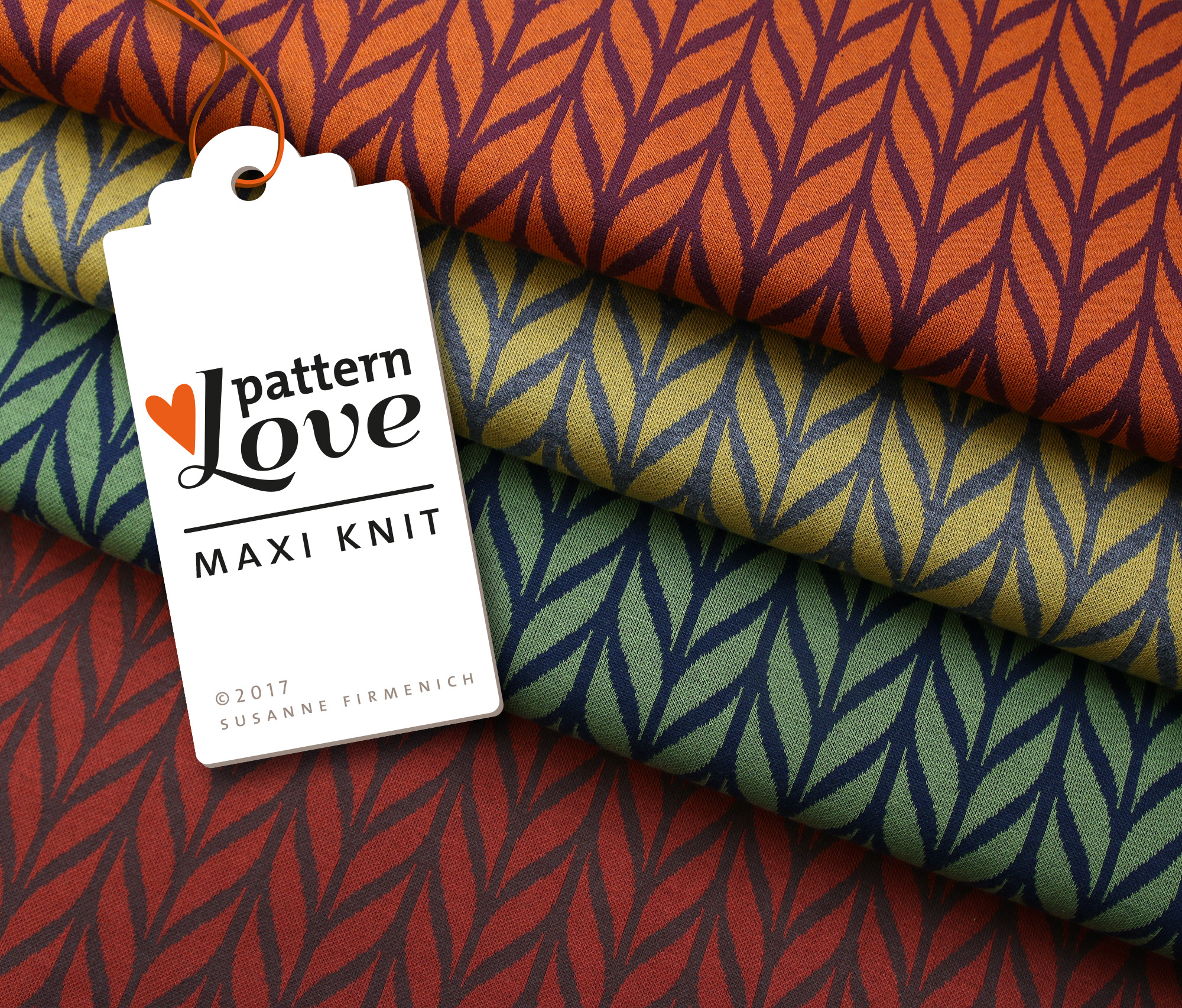 Pattern Love - Maxi Knit