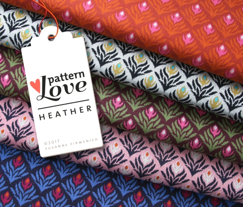 Pattern Love - Heather