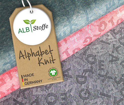 AHOI Alphabet KNIT